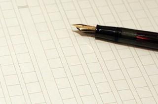 文章を書き出す前に、話の流れを考える
